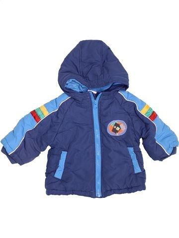 Manteau garçon LADYBIRD bleu 9 mois hiver #1490280_1