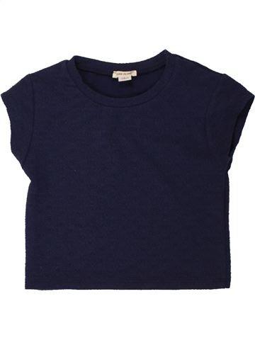 T-shirt manches courtes fille RIVER ISLAND noir 8 ans hiver #1490400_1