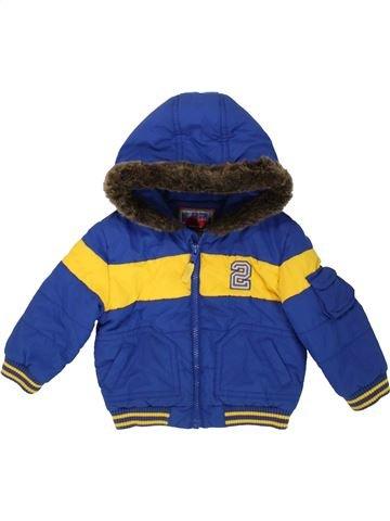 Cazadora niño MARKS & SPENCER azul 9 meses invierno #1490437_1