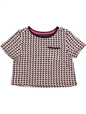 Camiseta de manga corta niña DUNNES STORES violeta 7 años invierno #1490537_1