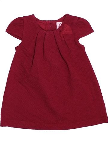 Robe fille PRIMARK rouge 6 mois hiver #1490599_1