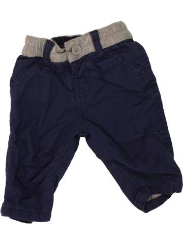 Pantalon garçon MATALAN bleu naissance hiver #1490613_1