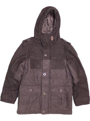 Abrigo niño NEXT marrón 9 años invierno #1490704_1
