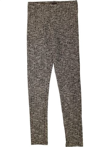 Legging fille CANDY COUTURE marron 12 ans hiver #1490822_1