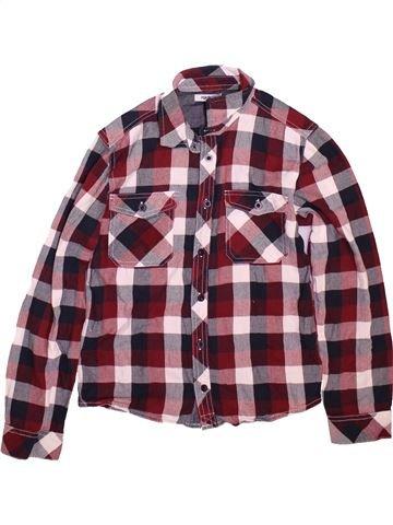 Camisa de manga larga niño PEP&CO violeta 12 años invierno #1490854_1