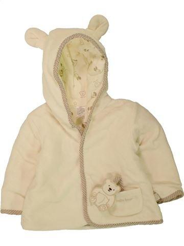 Veste garçon BABIESRUS beige 6 mois hiver #1491020_1