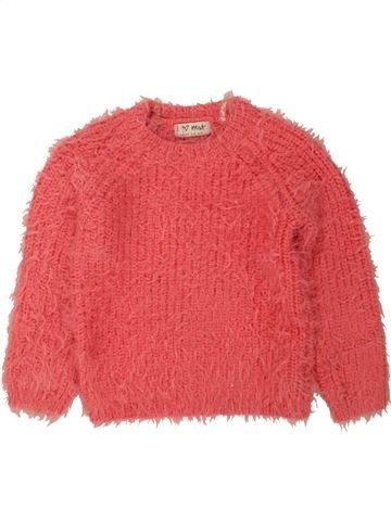 Pull fille NEXT rose 4 ans hiver #1491028_1