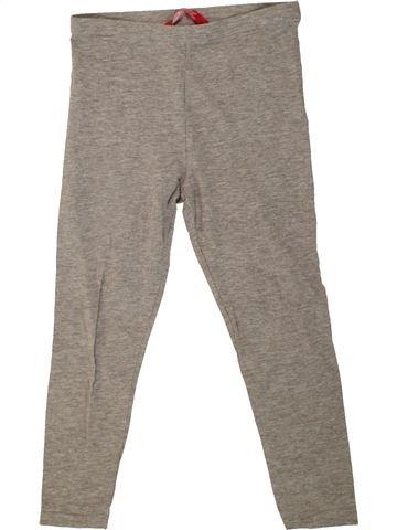 Legging fille PRIMARK gris 7 ans hiver #1491166_1