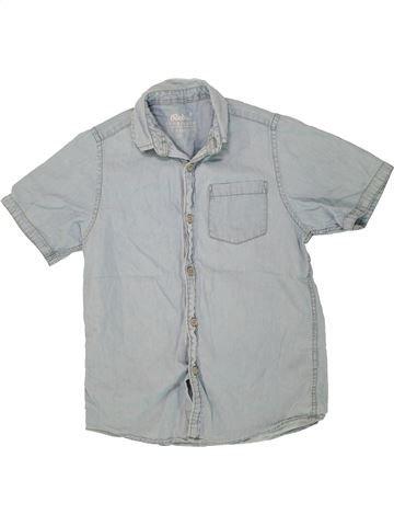 Chemise manches courtes garçon PRIMARK gris 12 ans été #1491336_1