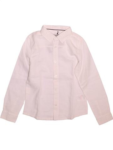 Camisa de manga larga niño JEAN BOURGET rosa 8 años invierno #1491355_1