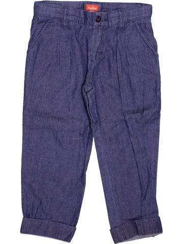 Pantalon fille MARÈSE violet 3 ans été #1491358_1