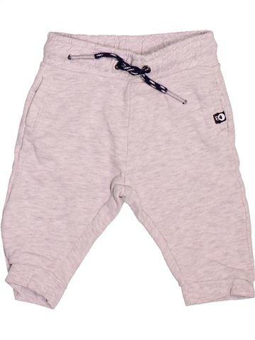 Pantalon garçon OKAIDI violet 6 mois hiver #1491383_1
