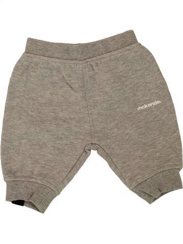 Pantalon garçon MCKENZIE marron 3 mois hiver #1491562_1