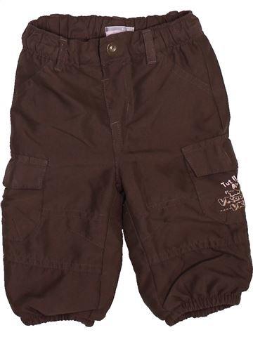 Pantalón niño KIMBALOO marrón 9 meses invierno #1491596_1
