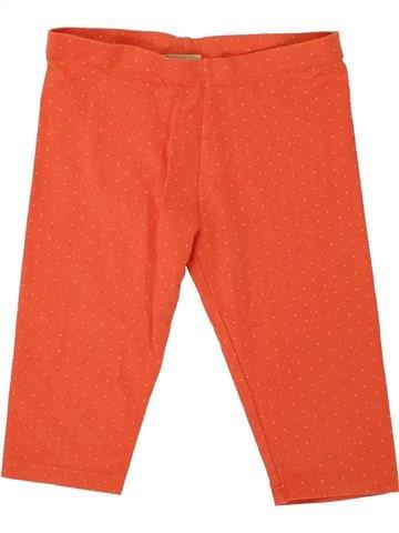 Pantacourt fille NEXT orange 9 ans été #1491800_1