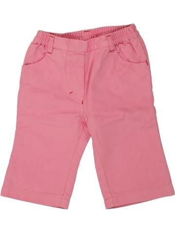 Pantalon fille CHICCO rose 6 mois hiver #1491807_1