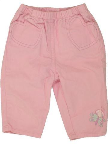 Pantalón niña CHEROKEE rosa 6 meses invierno #1491812_1