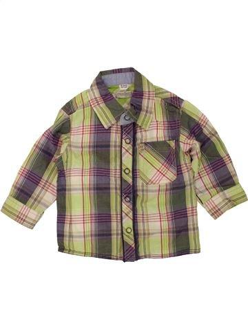 Camisa de manga larga niño CONFETTI gris 6 meses invierno #1492237_1