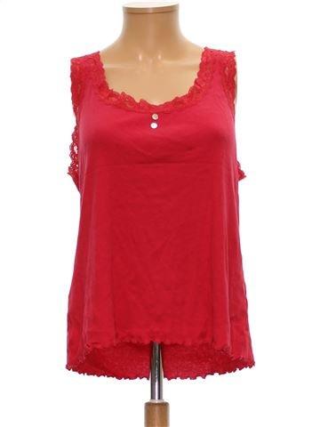Camiseta sin mangas mujer TU 46 (XL - T3) verano #1492322_1