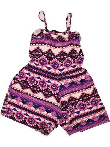 Combinaison courte fille PRIMARK violet 13 ans été #1492339_1