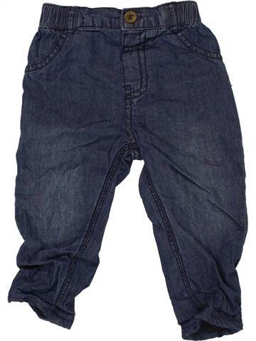 Tejano-Vaquero niño BHS azul 12 meses verano #1492415_1