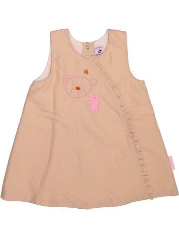 Vestido niña ABSORBA rosa 6 meses invierno #1492483_1
