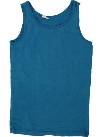 Top - Camiseta de tirantes niño HEMA azul 10 años verano #1492667_1