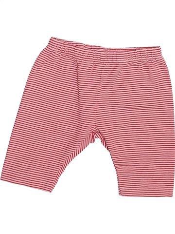 Pantalon fille ZARA rose 12 mois été #1492715_1