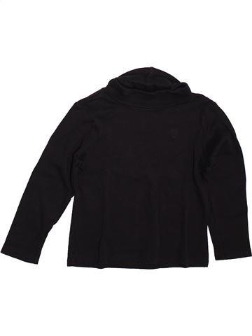 Camiseta de cuello alto niño ORCHESTRA negro 4 años invierno #1492864_1