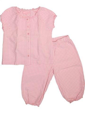 Pyjama 2 pièces fille LISA ROSE violet 5 ans été #1492954_1