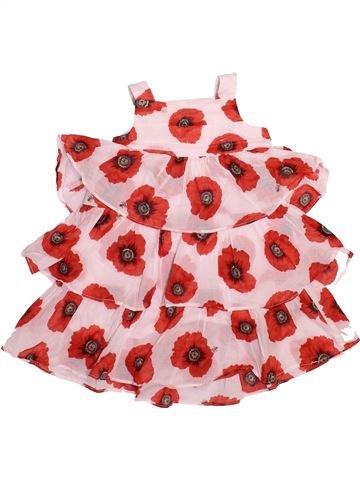 Vestido niña KENZO rojo 12 meses verano #1493045_1