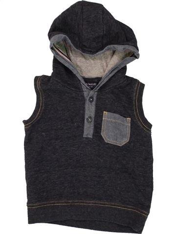Sweat garçon NEXT noir 18 mois hiver #1493065_1