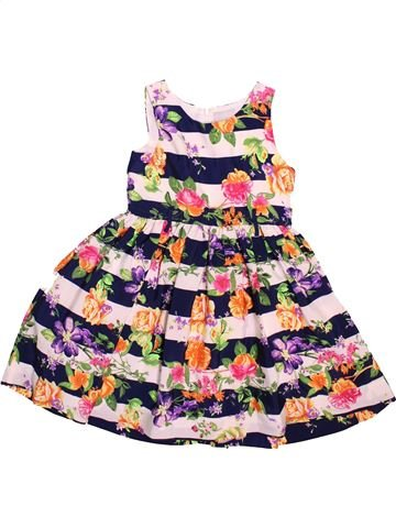 Robe fille I LOVE GIRLSWEAR violet 7 ans été #1493083_1