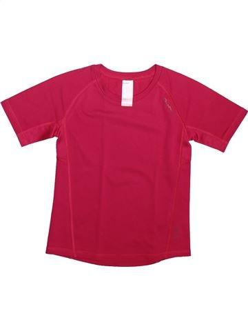 Sportswear fille QUECHUA rouge 6 ans été #1493122_1