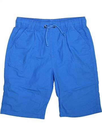 Short - Bermuda garçon MARKS & SPENCER bleu 13 ans été #1493162_1