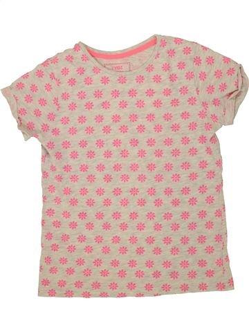 T-shirt manches courtes fille PRIMARK beige 11 ans été #1493273_1