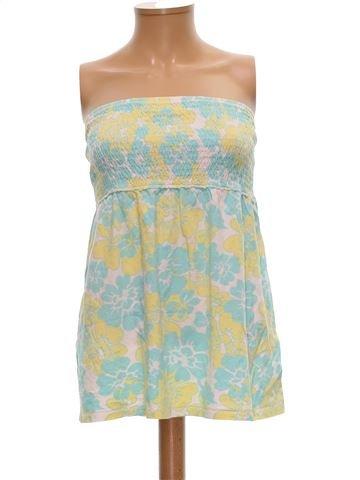 Camiseta sin mangas mujer PAPAYA 46 (XL - T3) verano #1493279_1