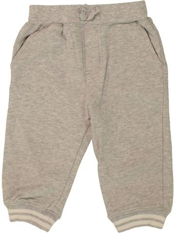 Pantalon garçon SANS MARQUE beige 12 mois hiver #1493379_1