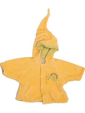 Gilet unisexe ALPHABET orange 1 mois hiver #1493415_1