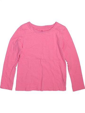 T-shirt manches longues fille NEXT rose 5 ans hiver #1493625_1