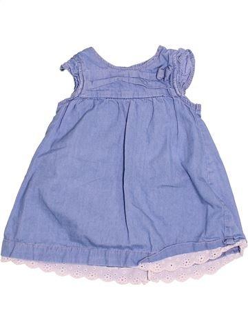 Robe fille KIABI bleu 6 mois été #1493671_1