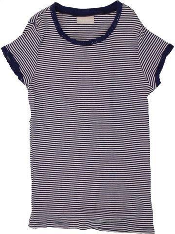 T-shirt manches courtes fille I LOVE GIRLSWEAR violet 11 ans été #1493691_1