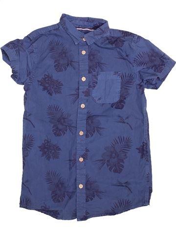 Camisa de manga corta niño PRIMARK azul 9 años verano #1493936_1