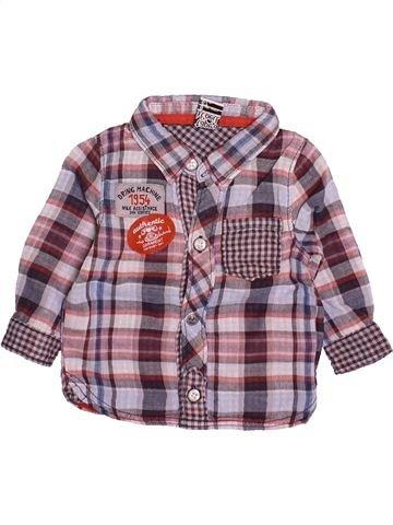Camisa de manga larga niño TAPE À L'OEIL violeta 6 meses invierno #1494020_1