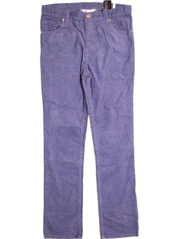 Pantalón niño H&M violeta 14 años invierno #1494120_1