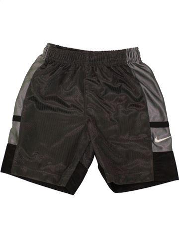 Short de sport garçon NIKE noir 3 ans été #1494149_1