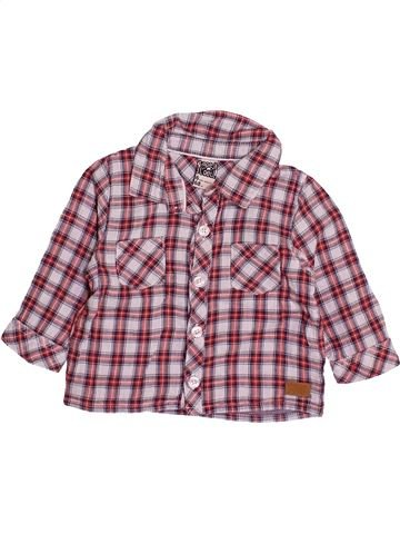 Camisa de manga larga niño TAPE À L'OEIL violeta 6 meses invierno #1494180_1