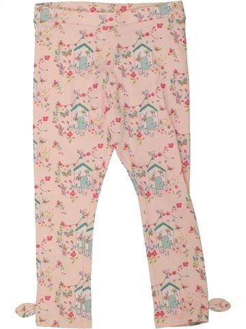 Legging niña MINI CLUB rosa 3 años invierno #1494184_1