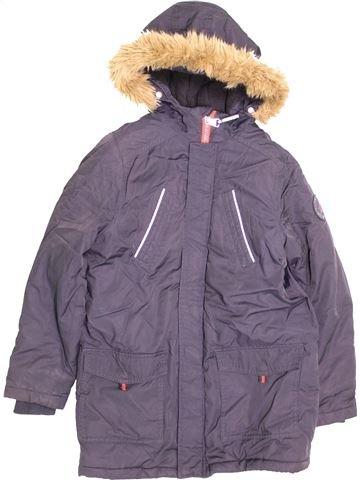 Manteau garçon OKAIDI violet 10 ans hiver #1494288_1