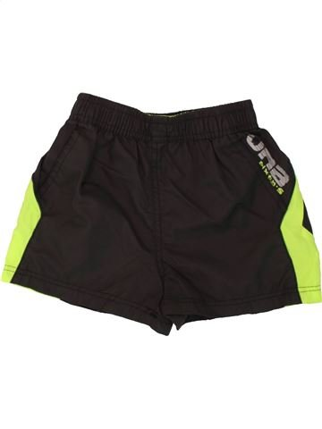 Short de sport garçon URBAN 65 OUTLAWS noir 6 ans été #1494459_1